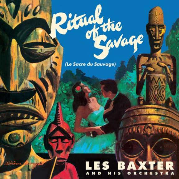 Les Baxter Ritual Of The Savage LP 2021
