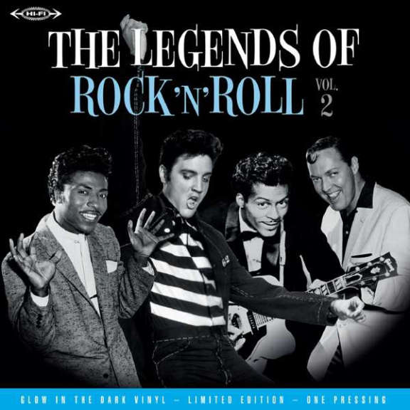 Various Legends Of Rock 'n' Roll 2 (coloured) LP 2021