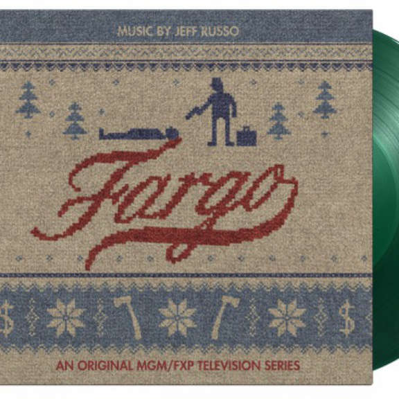 Jeff Russo (various artists) Soundtrack : Fargo (Season 1) (coloured) LP 2021