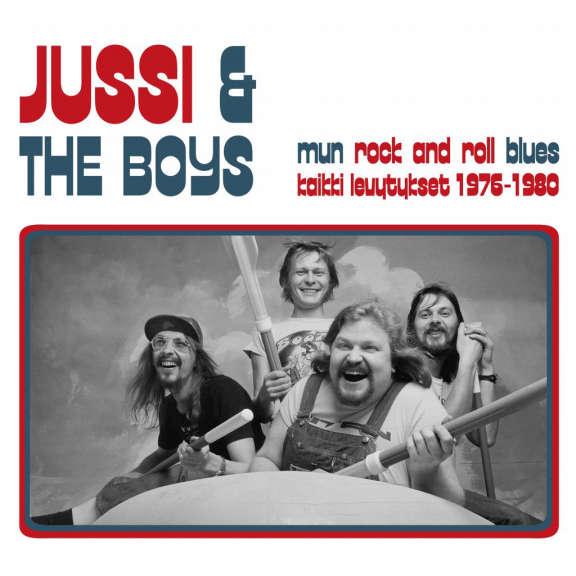 Jussi & The Boys Mun Rock And Roll Blues Oheistarvikkeet 2021
