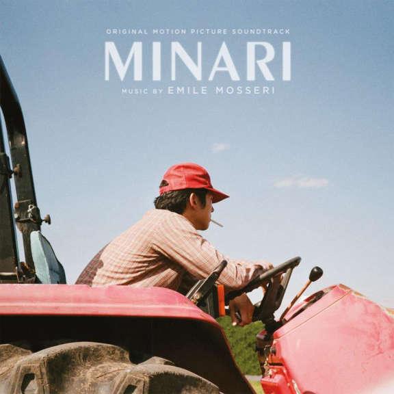 Emile Mosseri (various artists) Soundtrack : Minari (green) LP 2021