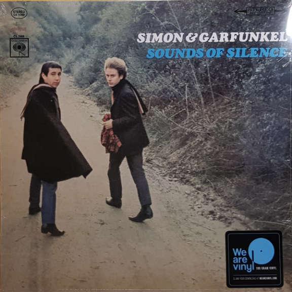 Simon & Garfunkel Sounds Of Silence LP 0