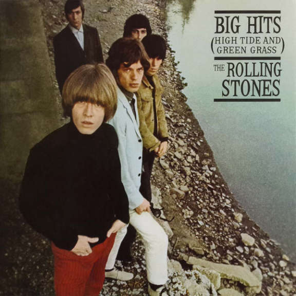 The Rolling Stones Big Hits (High Tide And Green Grass) LP 0