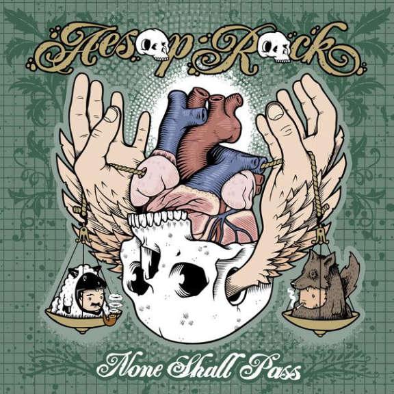 Aesop Rock None Shall Pass LP 0