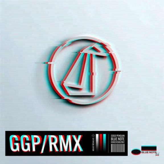 GoGo Penguin Ggp/Rmx (black) LP 2021