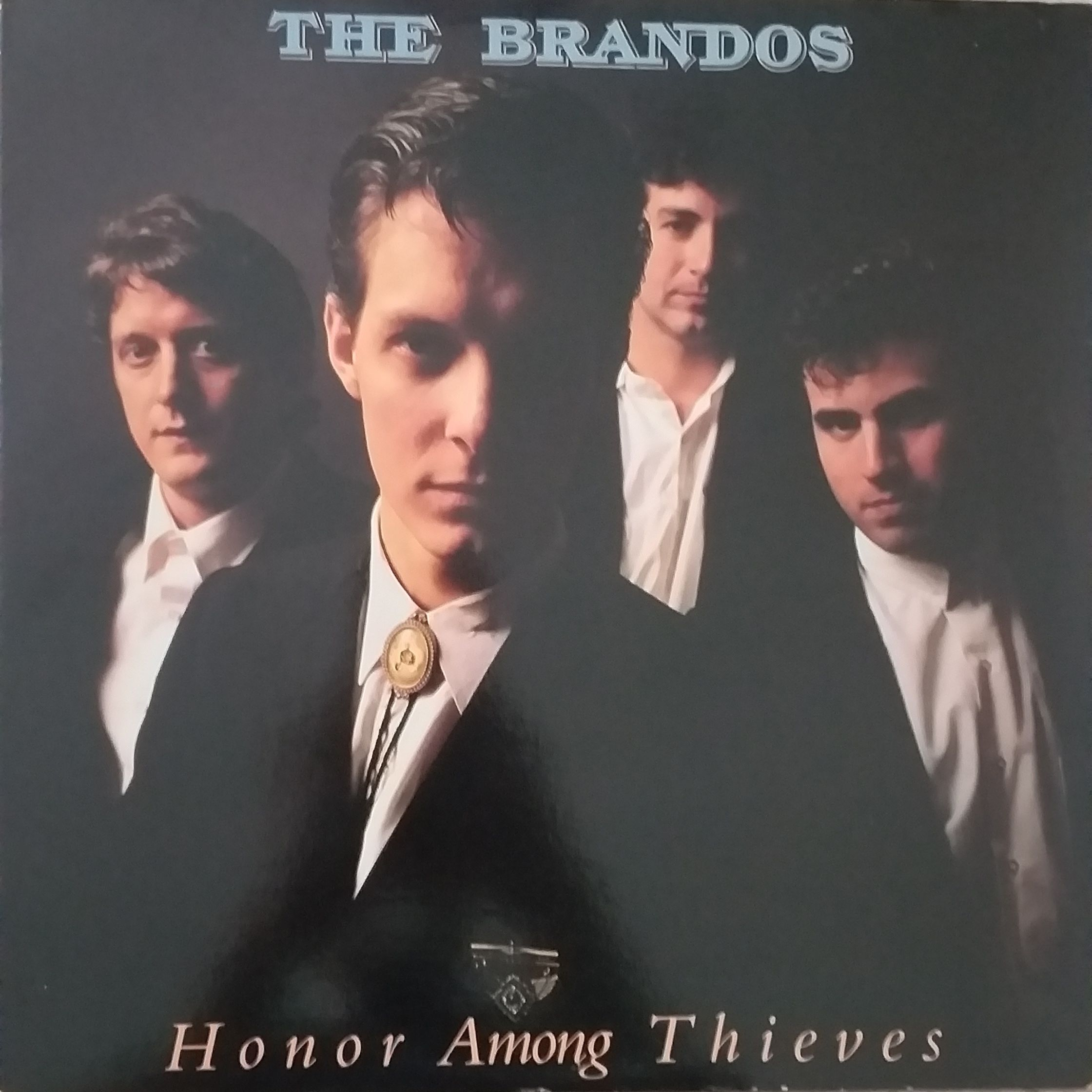 The Brandos Honor among thieves LP undefined