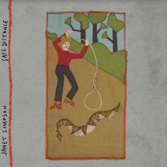 Janet Simpson Safe Distance LP 2021