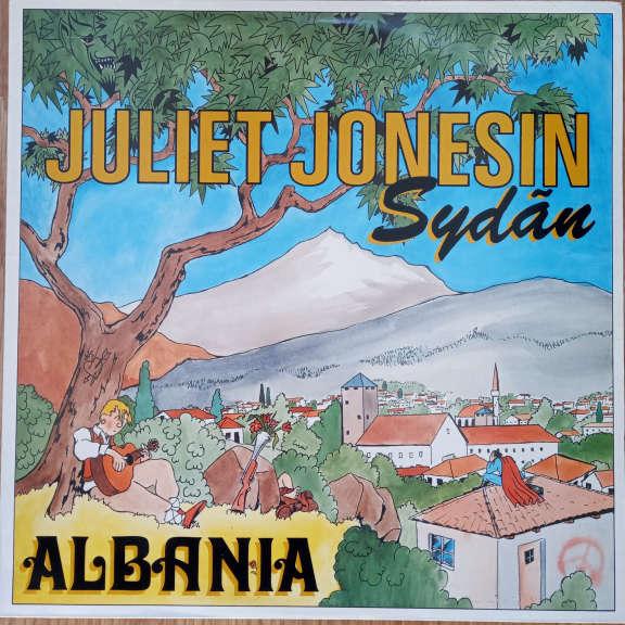 Juliet Jonesin Sydän Albania LP 0
