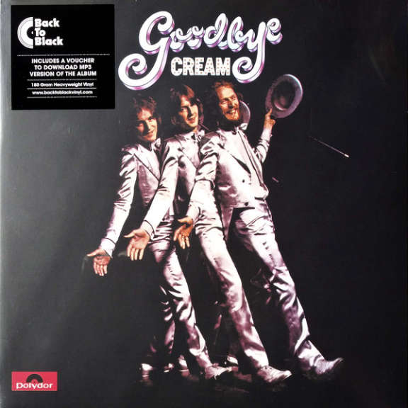Cream Goodbye LP 2015