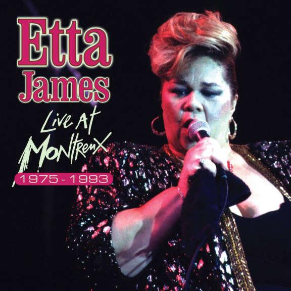 Etta James Live At Montreux 1975-1993 (Ltd) LP 2021