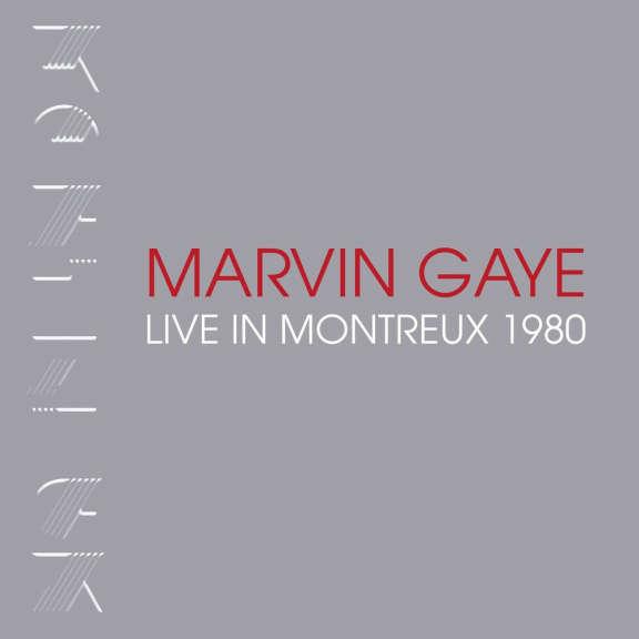 Marvin Gaye Live At Montreux 1980 LP 2021