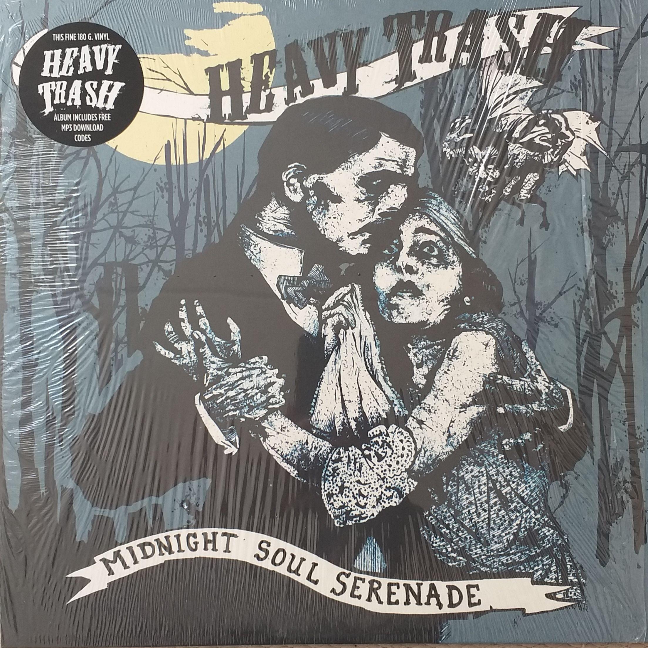 Heavy Trash Midnight soul serenade LP undefined