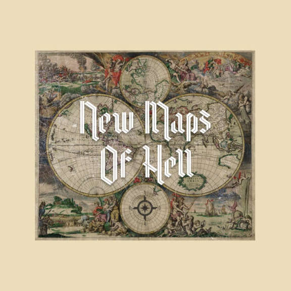 New Maps Of Hell New Maps Of Hell LP 2021
