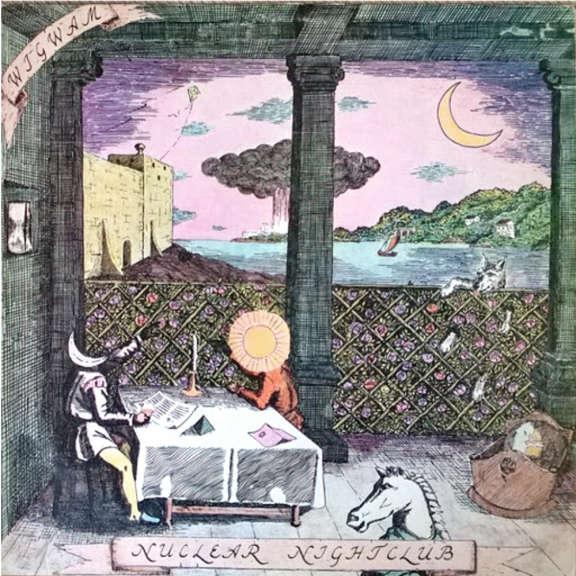 Wigwam Nuclear Nightclub (Black) LP 2021