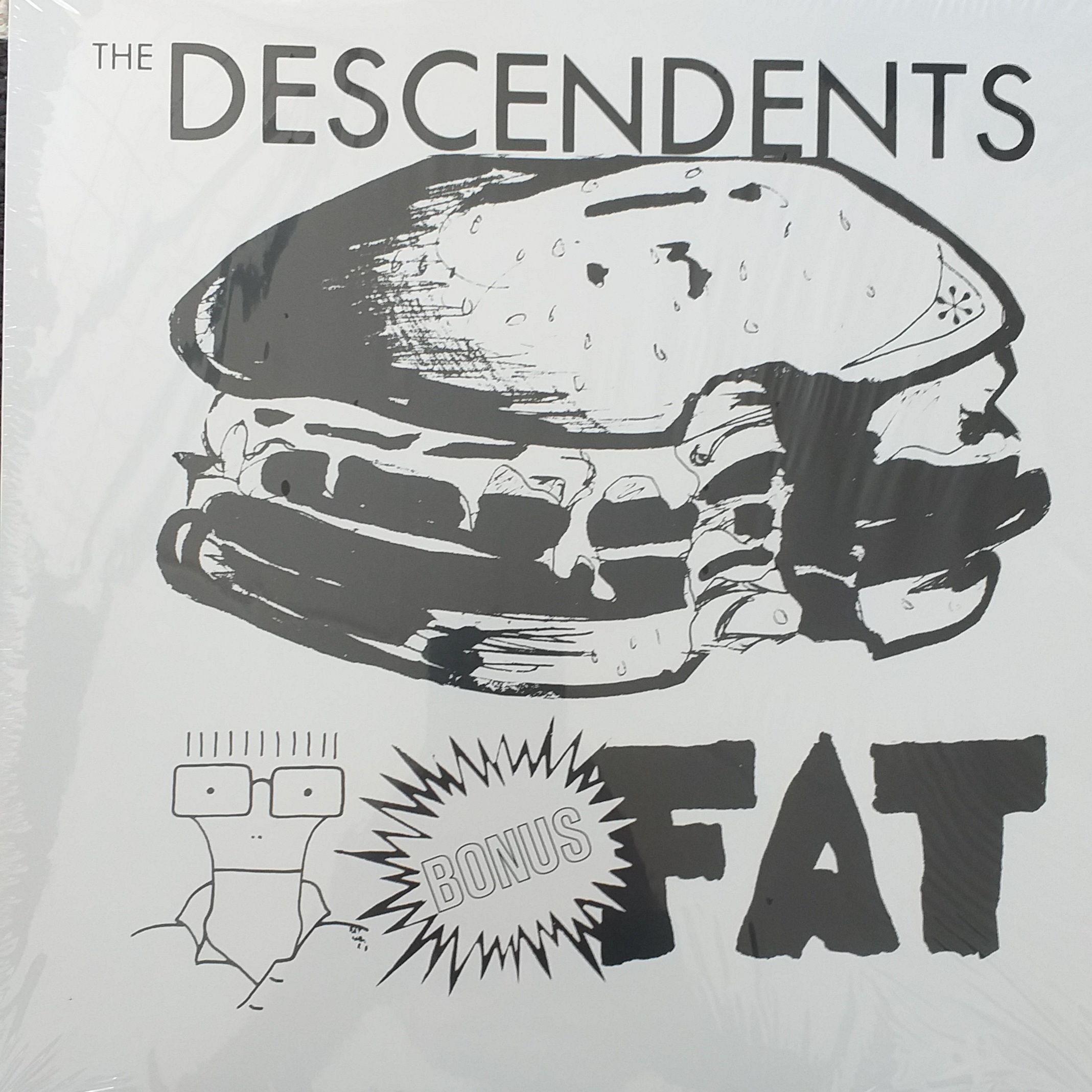The Descendents  Bonus fat LP undefined