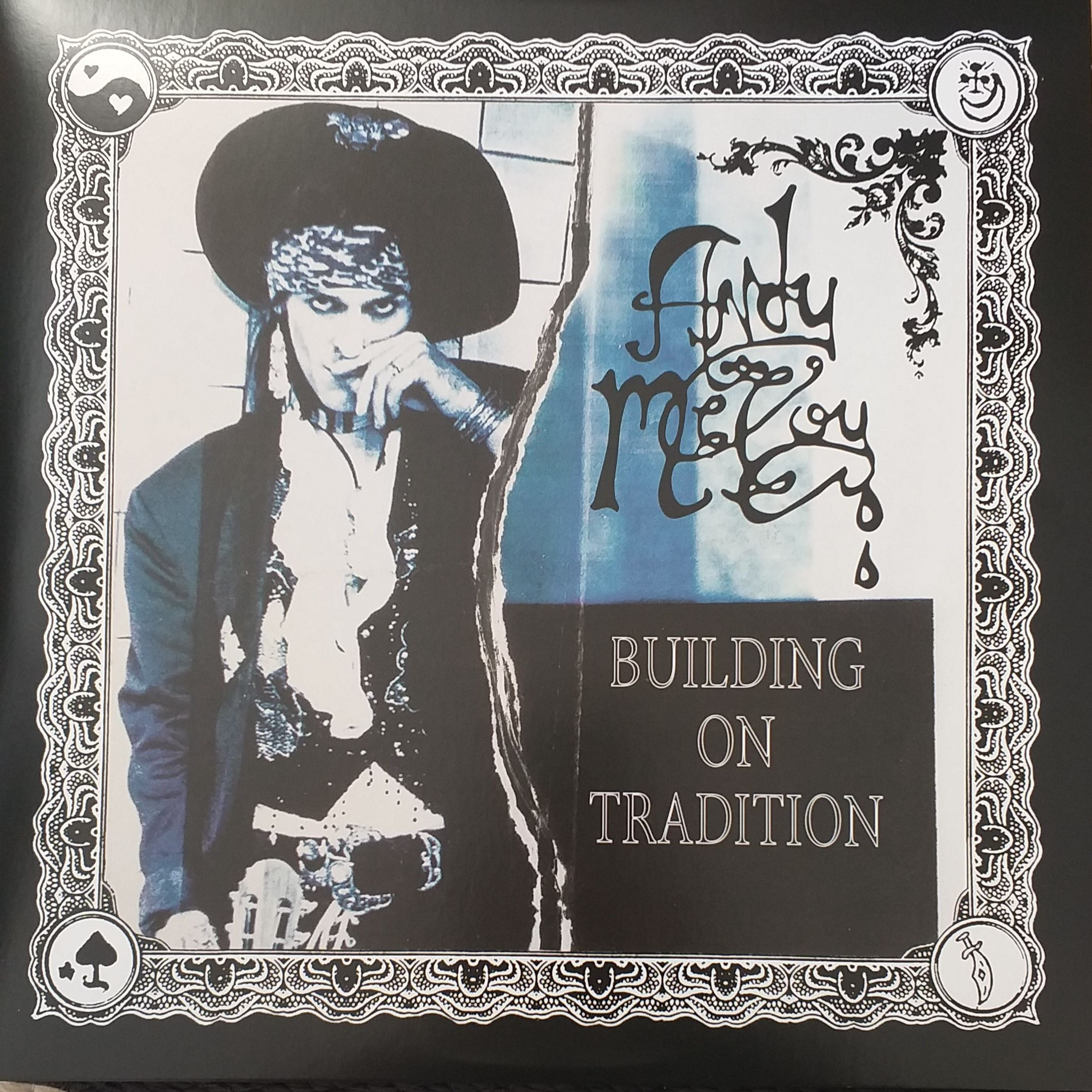 Andy Mccoy  Building on tradition LP undefined