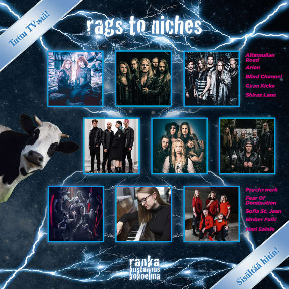 Various Rags To Niches LP 2021