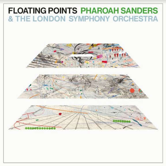 Floating Points, Pharoah Sanders & The London Symphony Orchestra Promises LP 2021