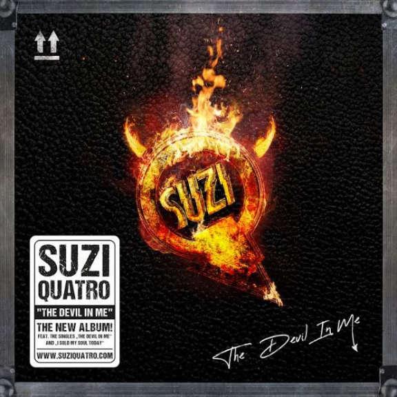 Suzi Quatro The Devil In Me LP 2021
