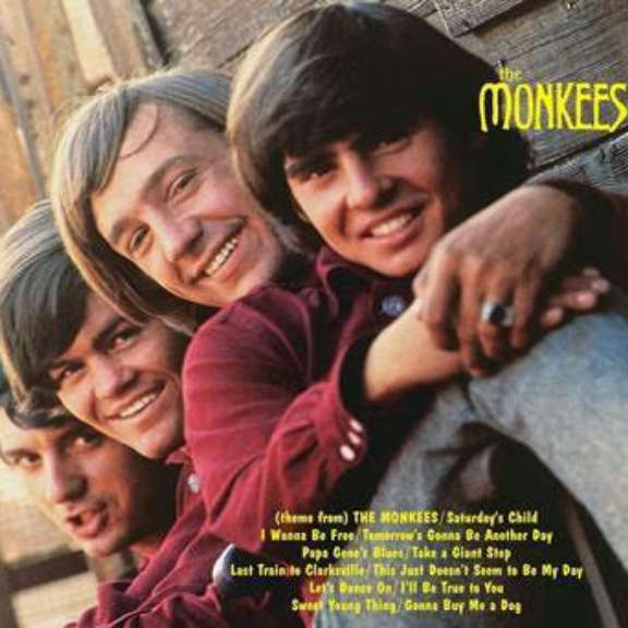 The Monkees The Monkees LP 2021