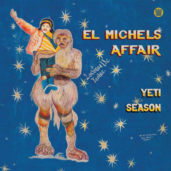 El Michels Affair Yeti Season (black) LP 2021