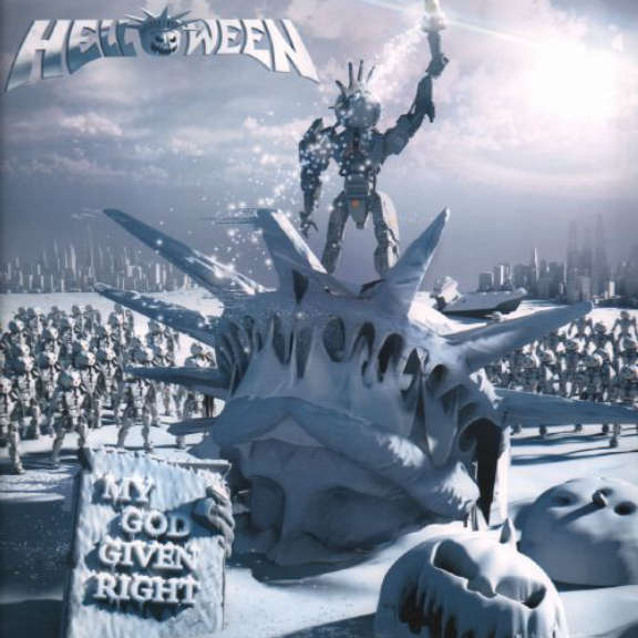 Helloween My God-Given Right LP 0