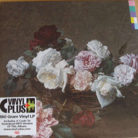 New Order Power, Corruption & Lies LP 0