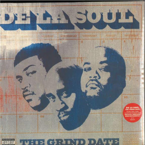 De La Soul  The Grind Date LP 0