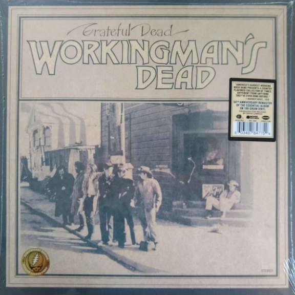 Grateful Dead Workingman's Dead LP 0