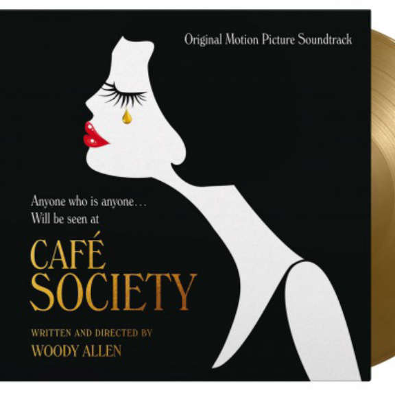 Various Soundtrack : Cafe Society (coloured) LP 2021