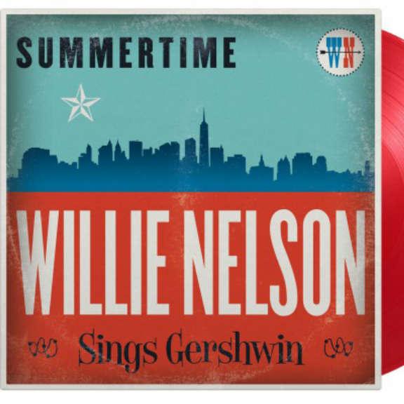 Willie Nelson Summertime: Willie Nelson Sings Gershwin (coloured) LP 2021