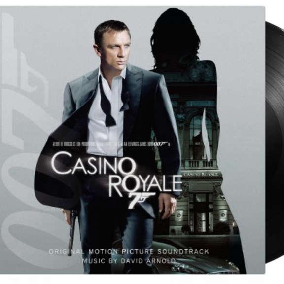 David Arnold (various artists) Soundtrack : Casino Royale LP 2021