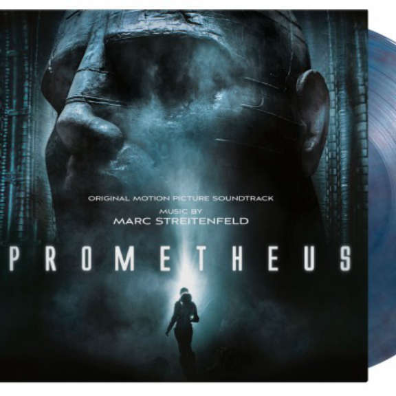 Marc Streitenfeld (various artists) Soundtrack : Prometheus (coloured) LP 2021