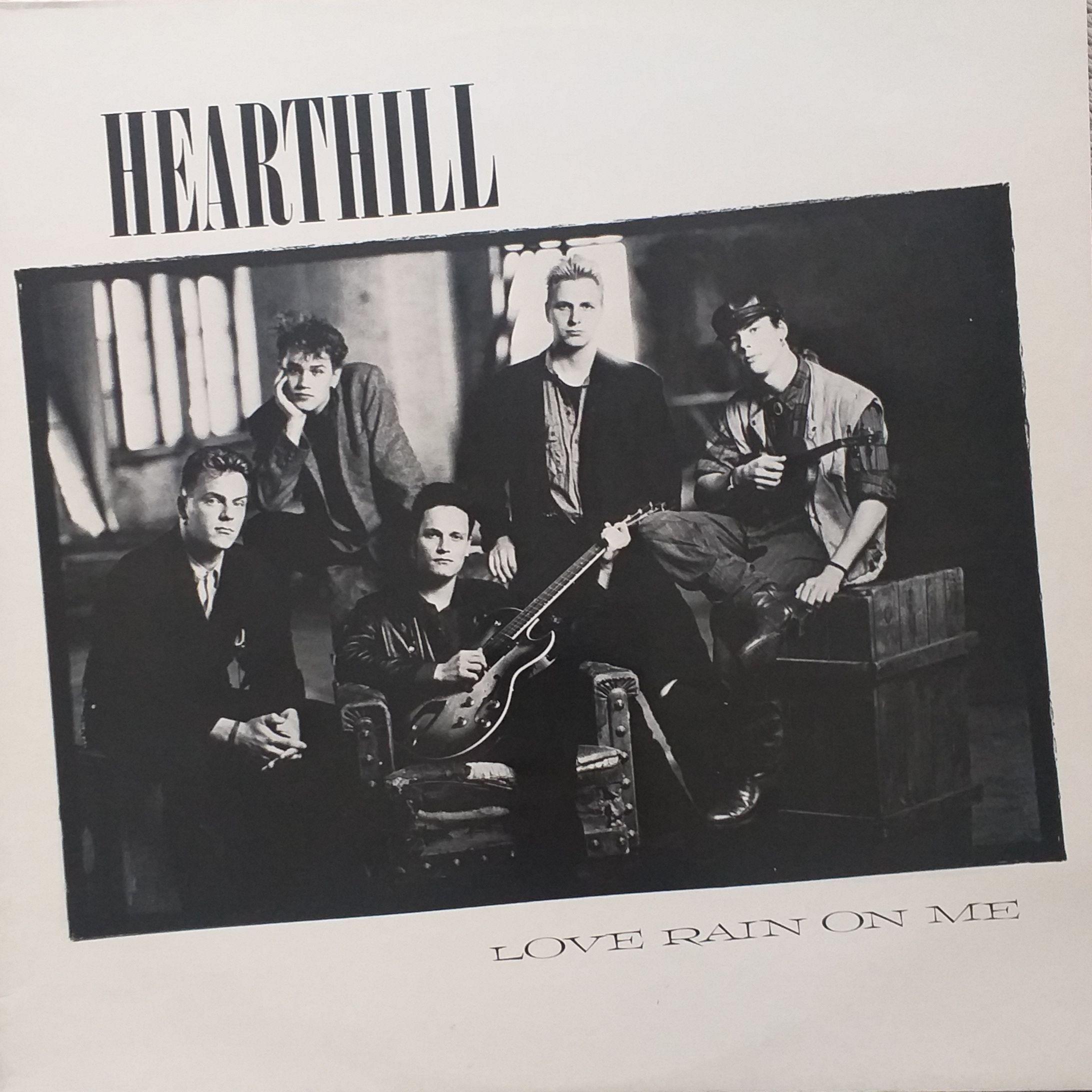 Hearthill Love rain on me LP undefined