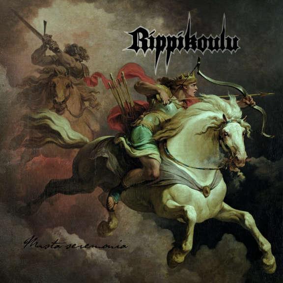 Rippikoulu Musta Seremonia (coloured) LP 2021