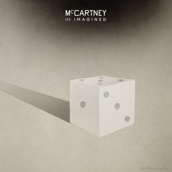 Paul McCartney McCartney III Imagined (black) LP 2021