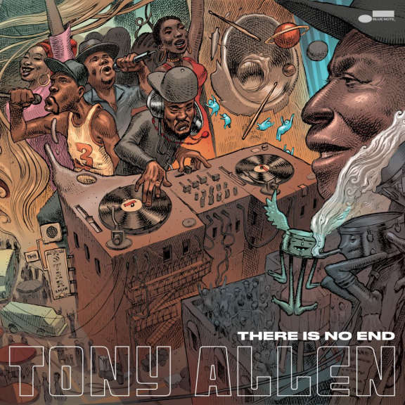 Tony Allen There Is No End LP 2021