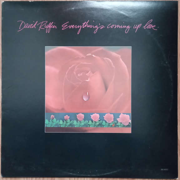 David Ruffin Everything's Coming Up Love LP 0