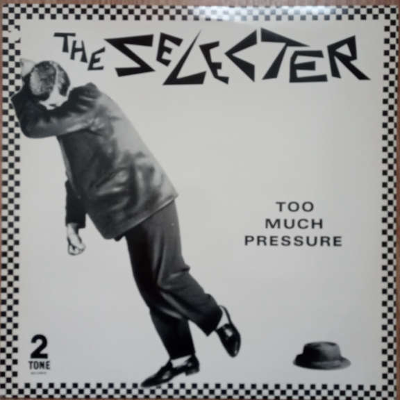 The Selecter Too Much Pressure LP 0