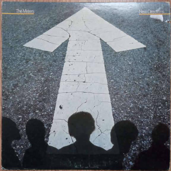 The Meters  New Directions LP 0