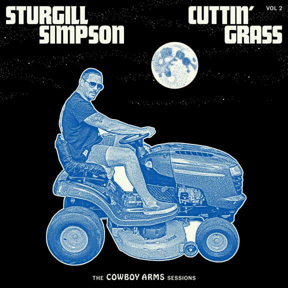 Sturgill Simpson Cuttin' Grass - Vol. 2 (black) LP 2021