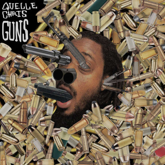 Quelle Chris Guns (coloured) LP 2021