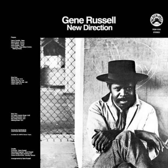 Gene Russell New Direction LP 2021