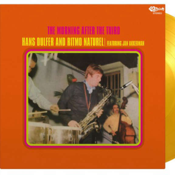 Hans Dulfer & Ritmo Naturel Morning After the Third (coloured) LP 2021
