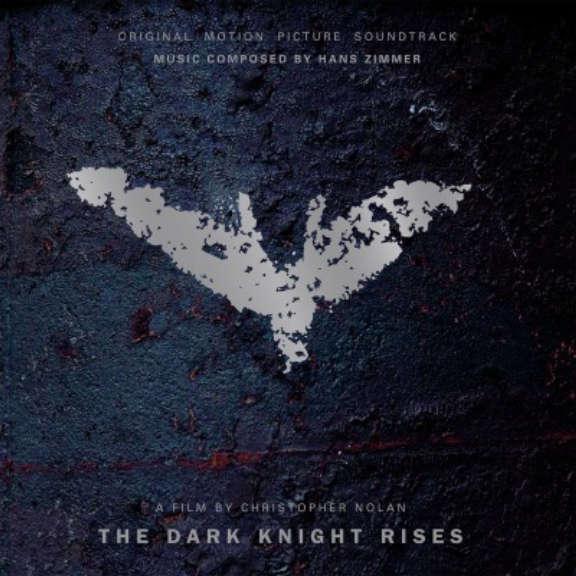 Hans Zimmer (various artists) Soundtrack : Dark Knight Rises (coloured) LP 2021
