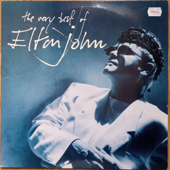 Elton John The Very Best Of LP 0