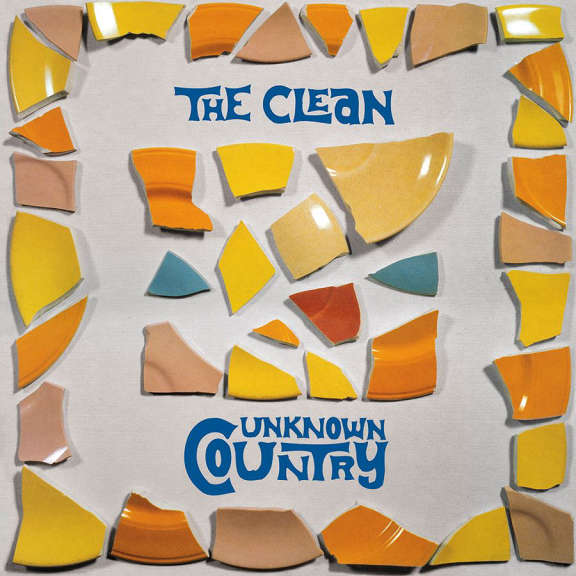 The Clean Unknown Country LP 2021