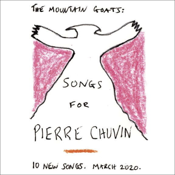 The Mountain Goats Songs for Pierre Chuvin  LP 2021