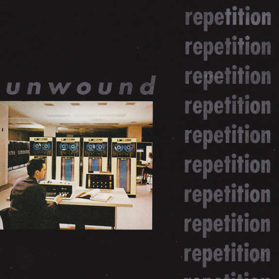 Unwound Repetition (black) LP 2021