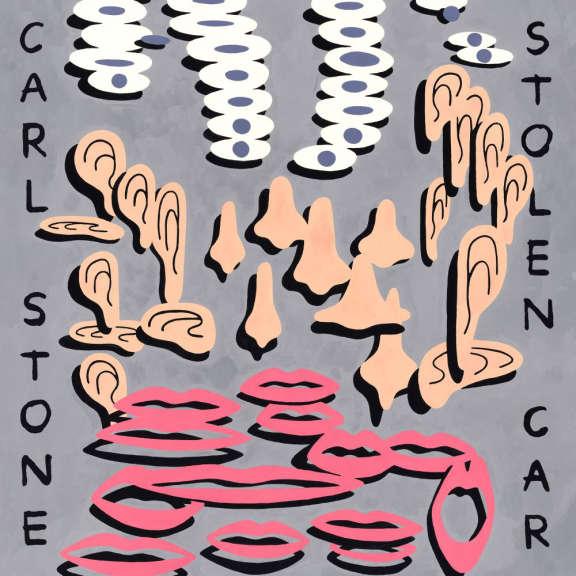 Carl Stone Stolen Car LP 2021